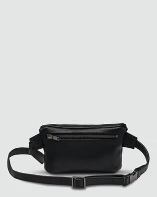Status Anxiety Best Lies - Bum Bags (Black)