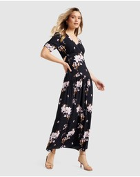 Forever New - Jacinta Cut Out Maxi Dress