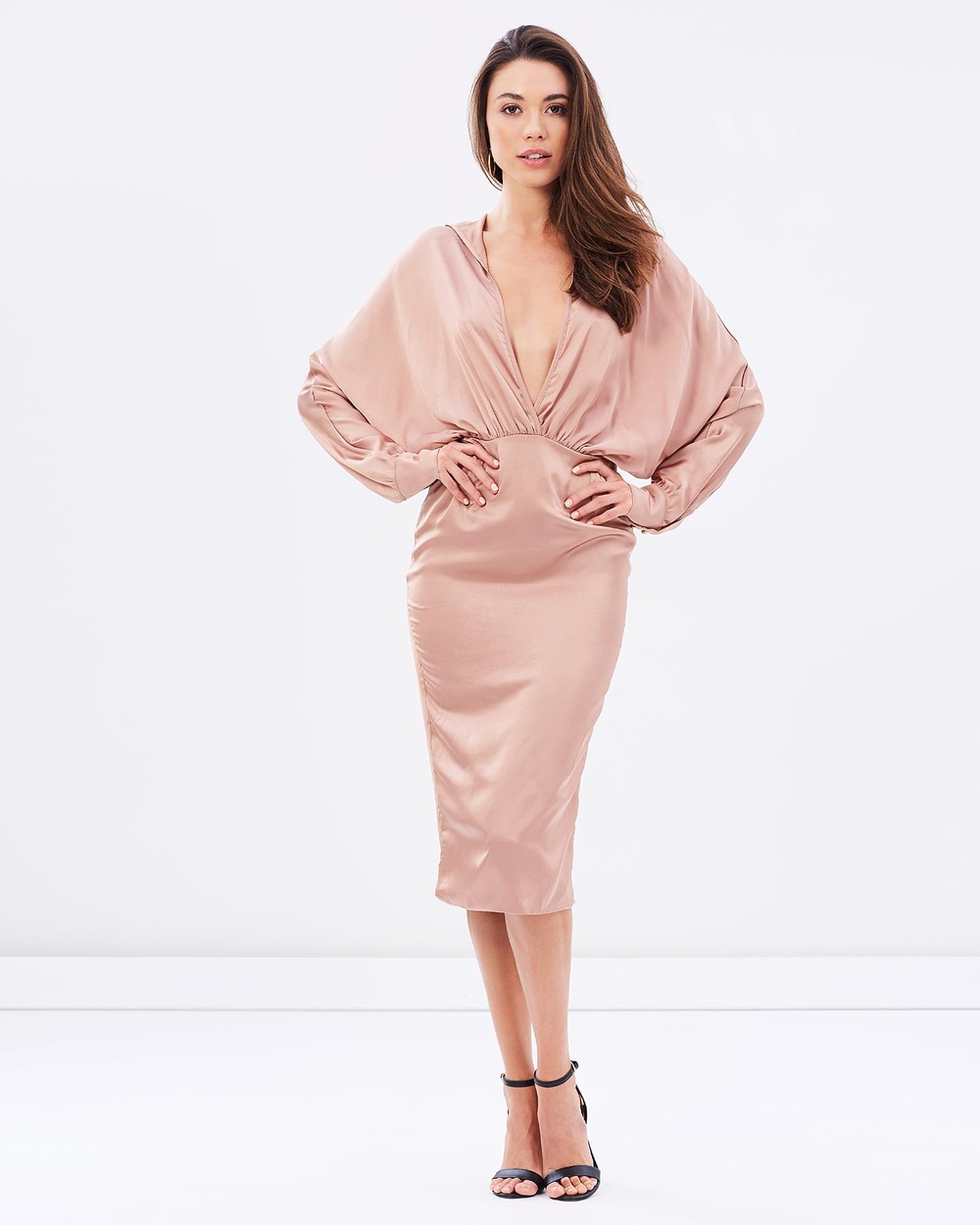 BSSA Gigi Dress Dresses Bronze Gigi Dress