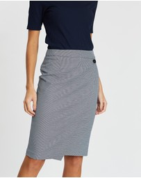 David Lawrence - Emory Wrap Skirt