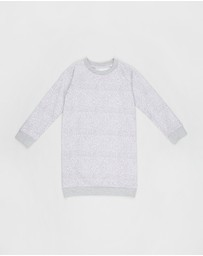 Walnut Melbourne - Meg Sweater Dress - Babies-Kids