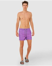 Superdry - Hyper Beach Volley Swim Shorts