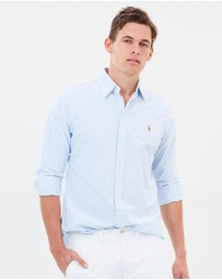 Polo Ralph Lauren - Classic Fit Cotton Sport Shirt