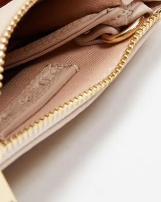 PETA AND JAIN Kenzie Coin Purse - Bags (Nude)