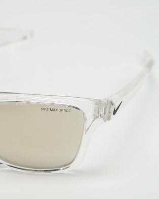 Nike Essential Spree - Sunglasses (Clear)