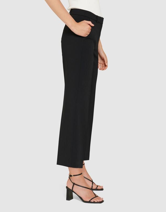 Women Kayla Crop Wide Leg Pant