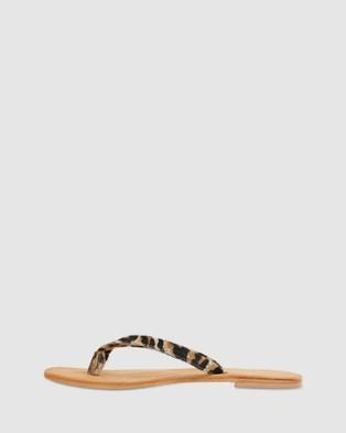 Urge Tinah - All thongs (Leopard)