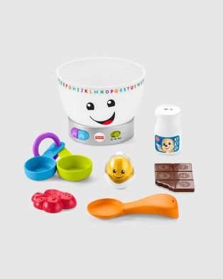 Fisher Price Laugh & Learn Magic Colour Mixing Bowl - All toys (N/A)