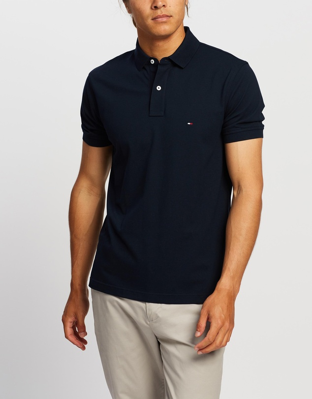 brand new dcbbe 18bd7 Tommy Regular Polo