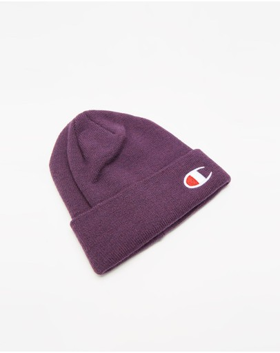 Champion - Junior C Logo Beanie - Teens