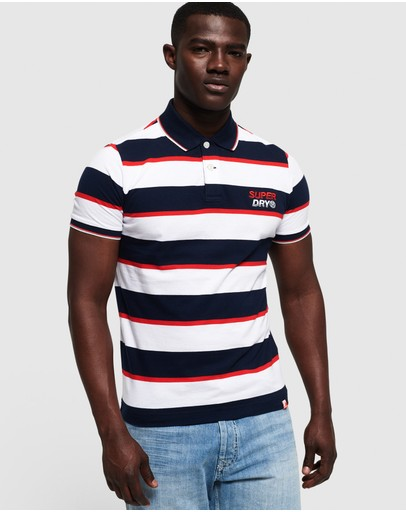 Superdry - Skate Lux Polo