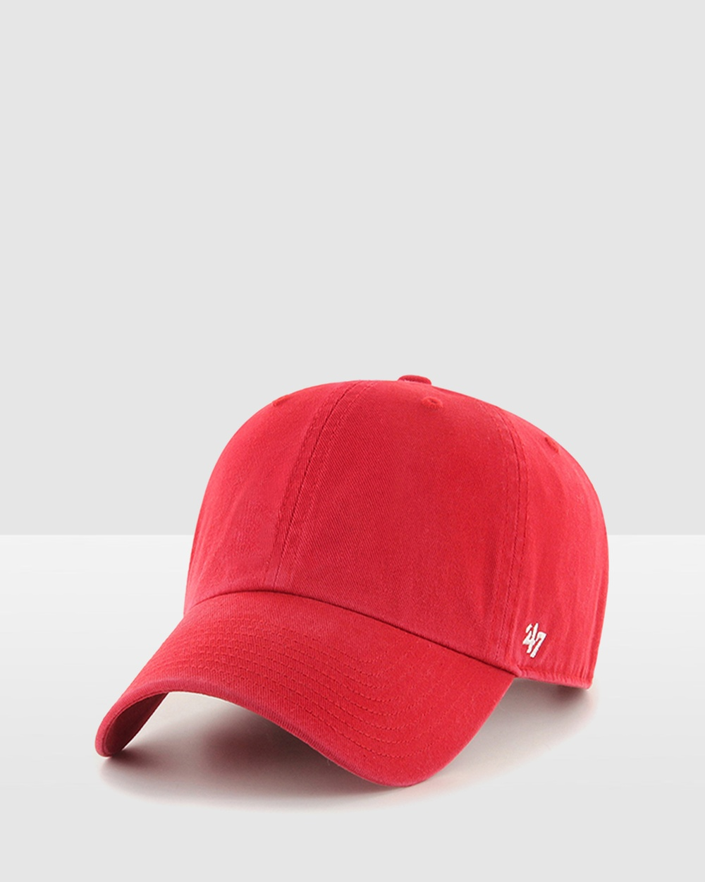 47 Classic Red '47 CLEAN UP Headwear red