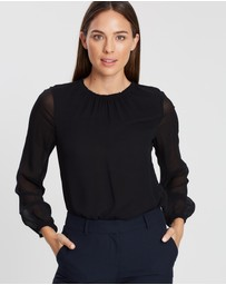 Marcs - Silk Dinner Date Blouse