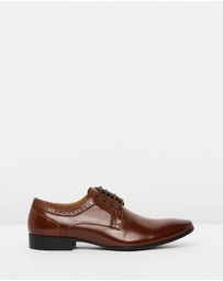 Double Oak Mills - Aldridge Leather Dress Shoes