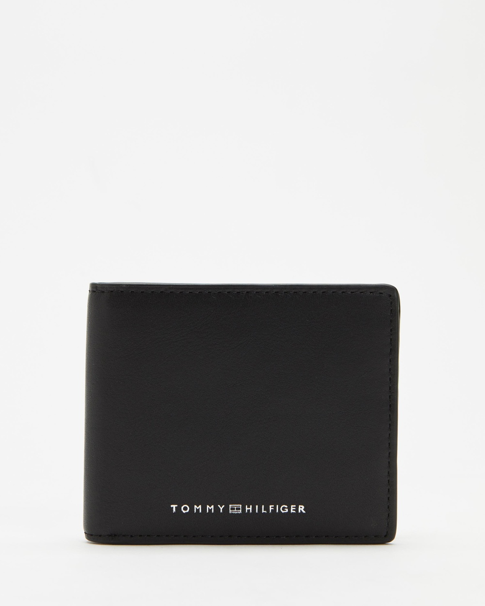Tommy Hilfiger Metro Mini Credit Card Wallet Wallets Black Australia