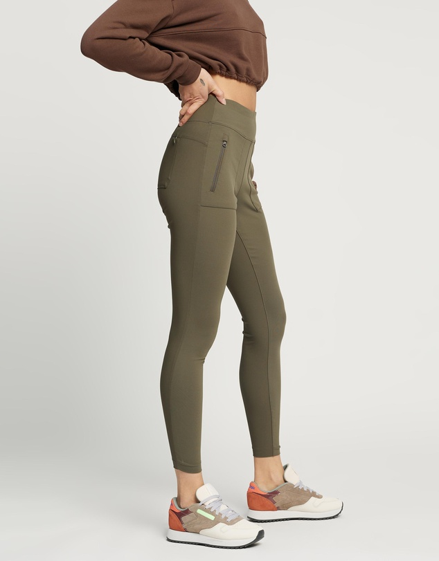 Women Paramount Active Hybrid High-Rise Tights