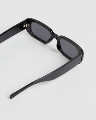 Reality Eyewear Xray Spex - Sunglasses (Jett Black)
