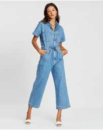 Levi's - Wide-Leg Jumpsuit