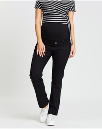 DP Maternity - Ellis Straight Leg Jeans