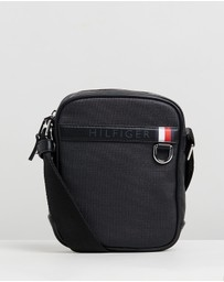 Tommy Hilfiger - Coated Canvas Mini Reporter