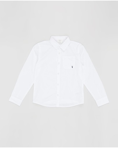 Carrément Beau - Oxford Shirt - Kids-Teens