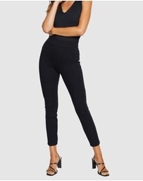 Spanx - The Perfect Black Pants, Ankle 4-Pocket