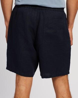 Assembly Label Transition Shorts - Shorts (True Navy)