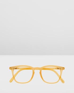 IZIPIZI Reading Collection E - Optical (Yellow)