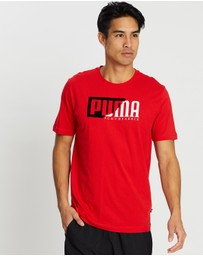 Puma - Flock Graphic Tee