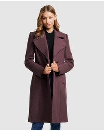 Forever New - Stephanie Crombie Coat