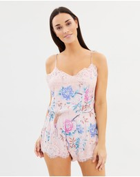 Homebodii - Boho Romper - Blush