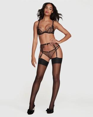 Agent Provocateur Lorna Suspender - Lingerie Accessories (Black)
