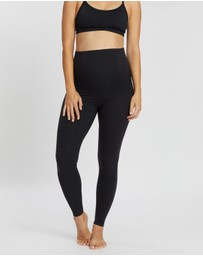 Beyond Yoga - Post Natal Midi Tights