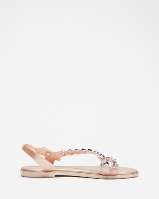 Holster Lola - Sandals (Rose Gold)