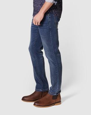 Blazer Jordan Authentic Wash Stretch - Jeans (Indigo)