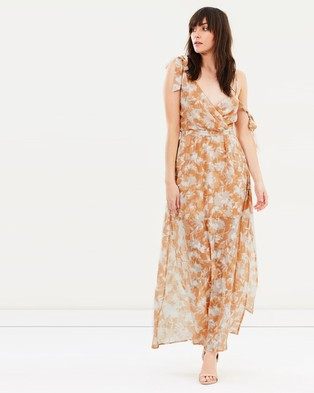 We Are Kindred – Jonquil Asymmetrical Dress