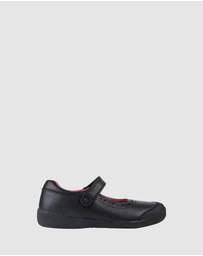 Clarks - Betty School Shoes