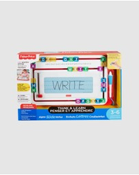 Fisher Price - Think & Learn Alpha SlideWriter
