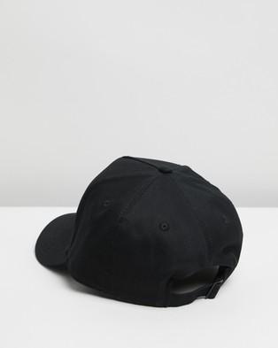 C&M CAMILLA AND MARC ICONIC EXCLUSIVE   George Cap - Headwear (Black & Black)