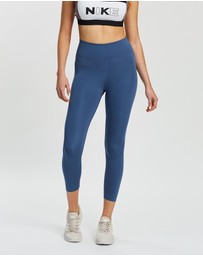 Nike - One Luxe Crop Tights