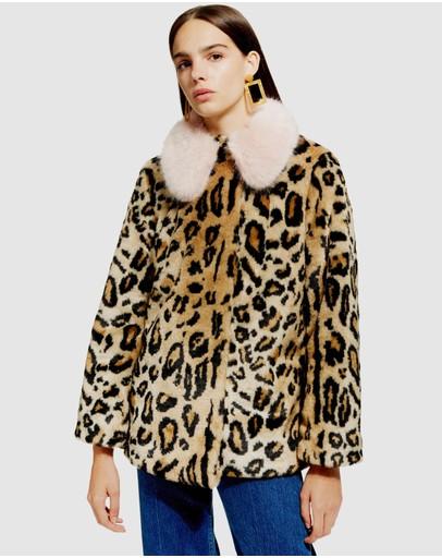 2d6f26d4a Faux Fur Clothing | Buy Women's Faux Fur Clothing Online Australia ...