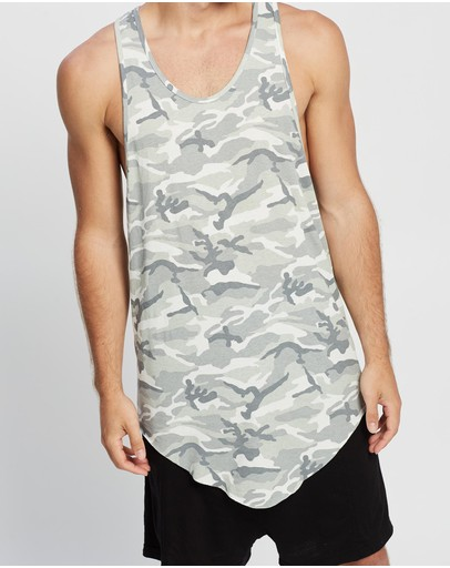 Surrounded By Ghosts The Euclase Singlet Camouflage