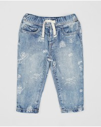 babyGap - Star Wars Pull-On Slim Jeans - Babies