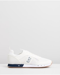 Emporio Armani EA7 - Lace-Up Sneakers
