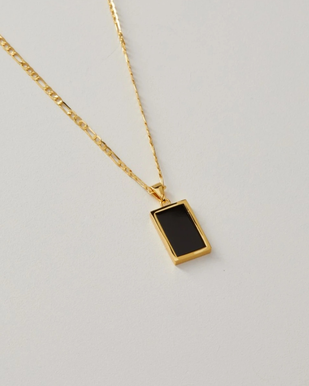 ALIX YANG Willow Necklace Jewellery Gold