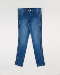 GapKids - Braid Skinny Jeans - Teens