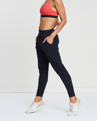 Nike Bliss Lux Training Pants - Track Pants (Black & Clear)
