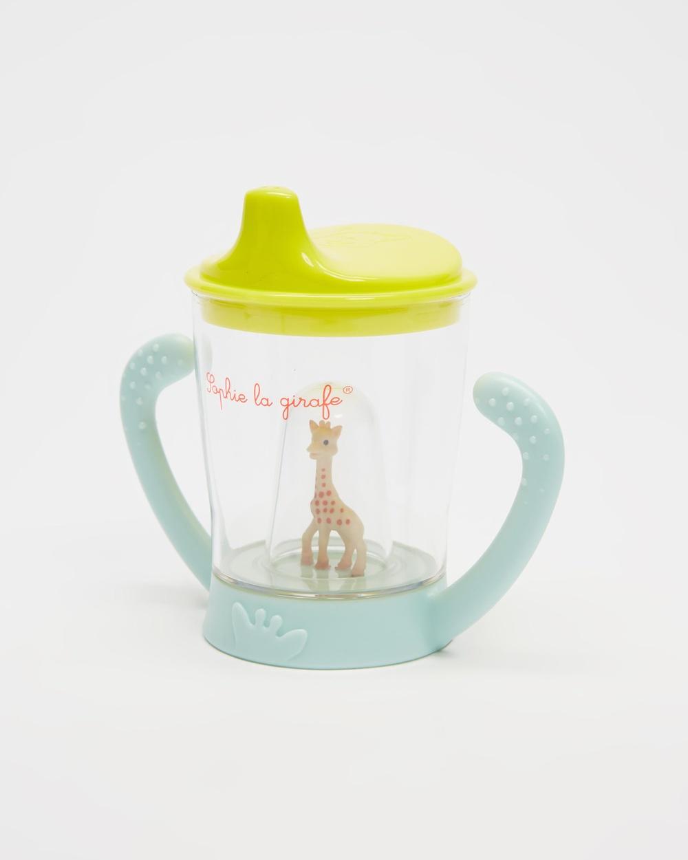 Sophie the Giraffe Non Spill Cup Babies Nursing & Feeding Multi Non-Spill