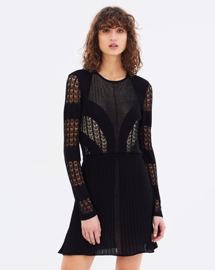 House of Dagmar – Elisa Knitted Dress