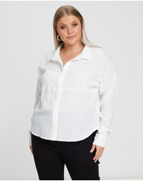 Calli Curve - Latoya Button Up Shirt